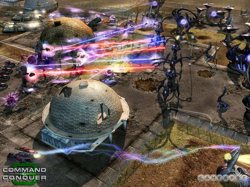 Command & Conquer 3: Tiberium Wars в продаже с 28 марта.